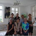 Zomer 2016 Atelier Zhou Jun, Machiel, Frankrijk