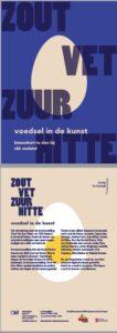 flyer expositie CBK Zeeland